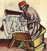 Manuscrito de la música